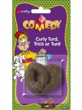 Comedy Curly Turd